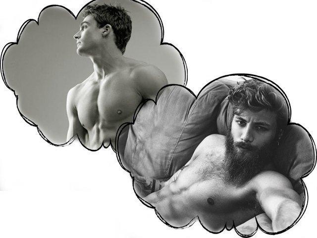 Видеть во сне себя голой с мужчинами
