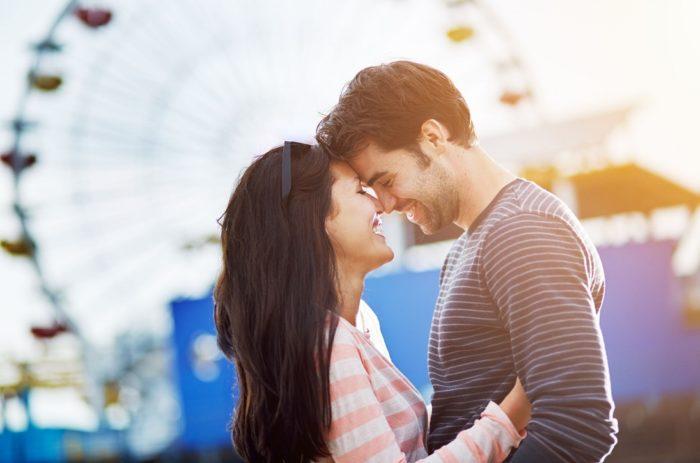 счастливые отношения с овном
