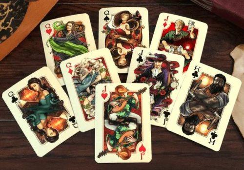 толкование карточных мастей