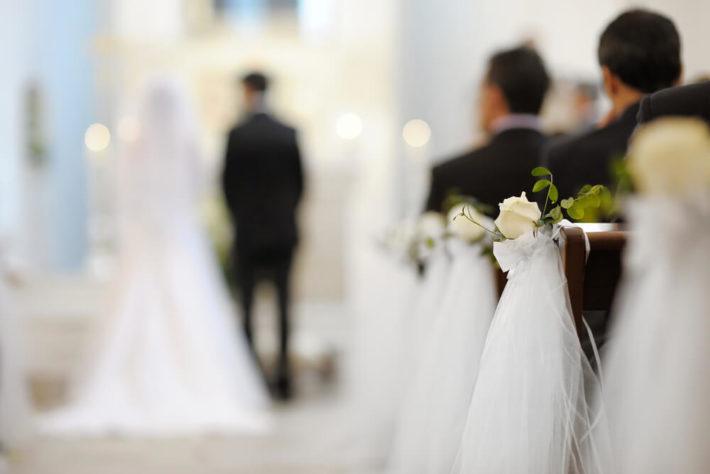 Взгляд на свадьбу со стороны