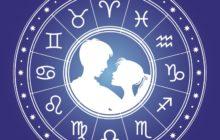 Пара в зодиакальном круге