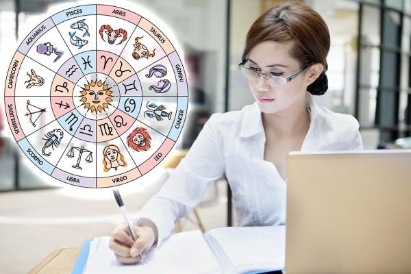 гороскоп и карьера