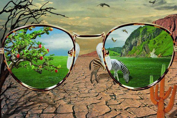 оптимистичнее смотреть на жизнь