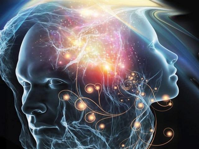 Визуализация изменения человеческого сознания