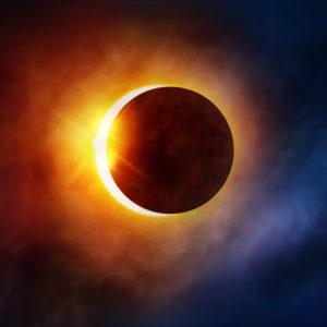 Затмения 2021 года — даты и их влияние на знаки зодиака