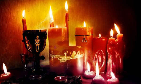 свечи для заговоров