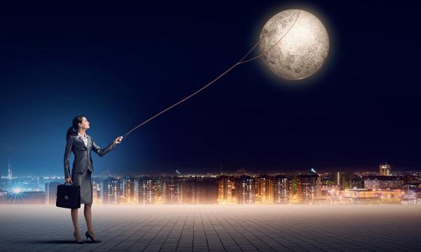 поймать луну на аркан